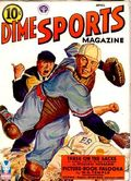 Dime Sports Magazine (1935-1944 Popular Publications) Pulp Vol. 13 #2