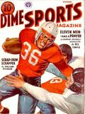 Dime Sports Magazine (1935-1944 Popular Publications) Vol. 13 #5