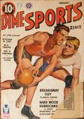 Dime Sports Magazine (1935-1944 Popular Publications) Vol. 14 #1