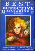 Best Detective Magazine (1929-1937 Street & Smith) Pulp Vol. 5 #2