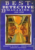 Best Detective Magazine (1929-1937 Street & Smith) Pulp Vol. 5 #3