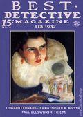 Best Detective Magazine (1929-1937 Street & Smith) Pulp Vol. 5 #4