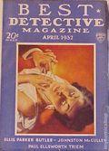 Best Detective Magazine (1929-1937 Street & Smith) Pulp Vol. 5 #6