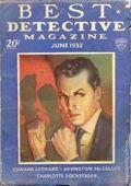 Best Detective Magazine (1929-1937 Street & Smith) Pulp Vol. 6 #2