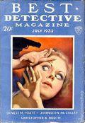 Best Detective Magazine (1929-1937 Street & Smith) Pulp Vol. 6 #3