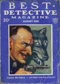 Best Detective Magazine (1929-1937 Street & Smith) Pulp Vol. 6 #4