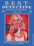 Best Detective Magazine (1929-1937 Street & Smith) Pulp Vol. 6 #5