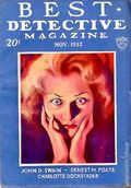 Best Detective Magazine (1929-1937 Street & Smith) Pulp Vol. 7 #1