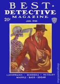 Best Detective Magazine (1929-1937 Street & Smith) Pulp Vol. 7 #3