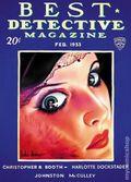 Best Detective Magazine (1929-1937 Street & Smith) Pulp Vol. 7 #4