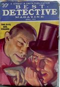 Best Detective Magazine (1929-1937 Street & Smith) Pulp Vol. 7 #6
