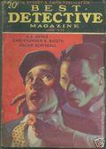 Best Detective Magazine (1929-1937 Street & Smith) Pulp Vol. 8 #3