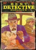 Best Detective Magazine (1929-1937 Street & Smith) Pulp Vol. 9 #3