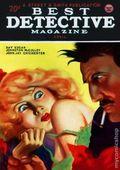 Best Detective Magazine (1929-1937 Street & Smith) Pulp Vol. 9 #6