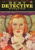 Best Detective Magazine (1929-1937 Street & Smith) Pulp Vol. 10 #1