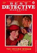 Best Detective Magazine (1929-1937 Street & Smith) Pulp Vol. 10 #4