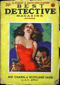 Best Detective Magazine (1929-1937 Street & Smith) Pulp Vol. 10 #5