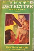Best Detective Magazine (1929-1937 Street & Smith) Pulp Vol. 10 #6