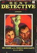 Best Detective Magazine (1929-1937 Street & Smith) Pulp Vol. 11 #3