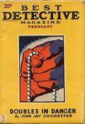 Best Detective Magazine (1929-1937 Street & Smith) Pulp Vol. 11 #4