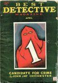 Best Detective Magazine (1929-1937 Street & Smith) Pulp Vol. 11 #6