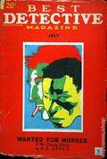 Best Detective Magazine (1929-1937 Street & Smith) Pulp Vol. 12 #4