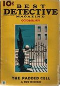 Best Detective Magazine (1929-1937 Street & Smith) Pulp Vol. 12 #6