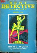Best Detective Magazine (1929-1937 Street & Smith) Pulp Vol. 13 #3