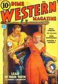 Dime Western Magazine (1932-1954 Popular Publications) Vol. 1 #1