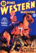 Dime Western Magazine (1932-1954 Popular Publications) Vol. 1 #2