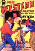 Dime Western Magazine (1932-1954 Popular Publications) Vol. 1 #4