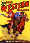 Dime Western Magazine (1932-1954 Popular Publications) Vol. 2 #1