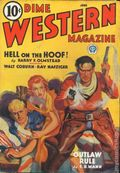 Dime Western Magazine (1932-1954 Popular Publications) Pulp Vol. 2 #3