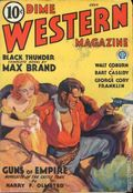 Dime Western Magazine (1932-1954 Popular Publications) Vol. 2 #4