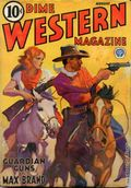 Dime Western Magazine (1932-1954 Popular Publications) Vol. 3 #1
