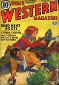 Dime Western Magazine (1932-1954 Popular Publications) Pulp Vol. 3 #4