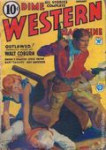Dime Western Magazine (1932-1954 Popular Publications) Vol. 4 #2