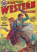 Dime Western Magazine (1932-1954 Popular Publications) Pulp Vol. 4 #4