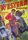 Dime Western Magazine (1932-1954 Popular Publications) Vol. 5 #1