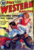Dime Western Magazine (1932-1954 Popular Publications) Vol. 5 #2