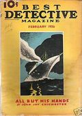 Best Detective Magazine (1929-1937 Street & Smith) Pulp Vol. 13 #4
