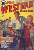 Dime Western Magazine (1932-1954 Popular Publications) Vol. 5 #3
