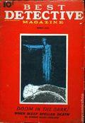 Best Detective Magazine (1929-1937 Street & Smith) Pulp Vol. 13 #5