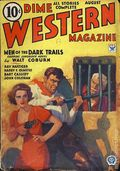 Dime Western Magazine (1932-1954 Popular Publications) Vol. 6 #1