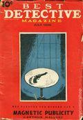 Best Detective Magazine (1929-1937 Street & Smith) Pulp Vol. 14 #3