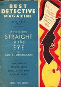 Best Detective Magazine (1929-1937 Street & Smith) Pulp Vol. 14 #5