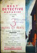 Best Detective Magazine (1929-1937 Street & Smith) Pulp Vol. 14 #6
