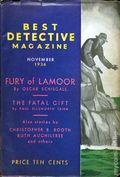 Best Detective Magazine (1929-1937 Street & Smith) Pulp Vol. 15 #1
