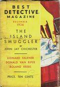 Best Detective Magazine (1929-1937 Street & Smith) Pulp Vol. 15 #2