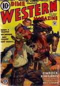 Dime Western Magazine (1932-1954 Popular Publications) Pulp Vol. 6 #2